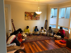 Community Presents - Young Tabla Players