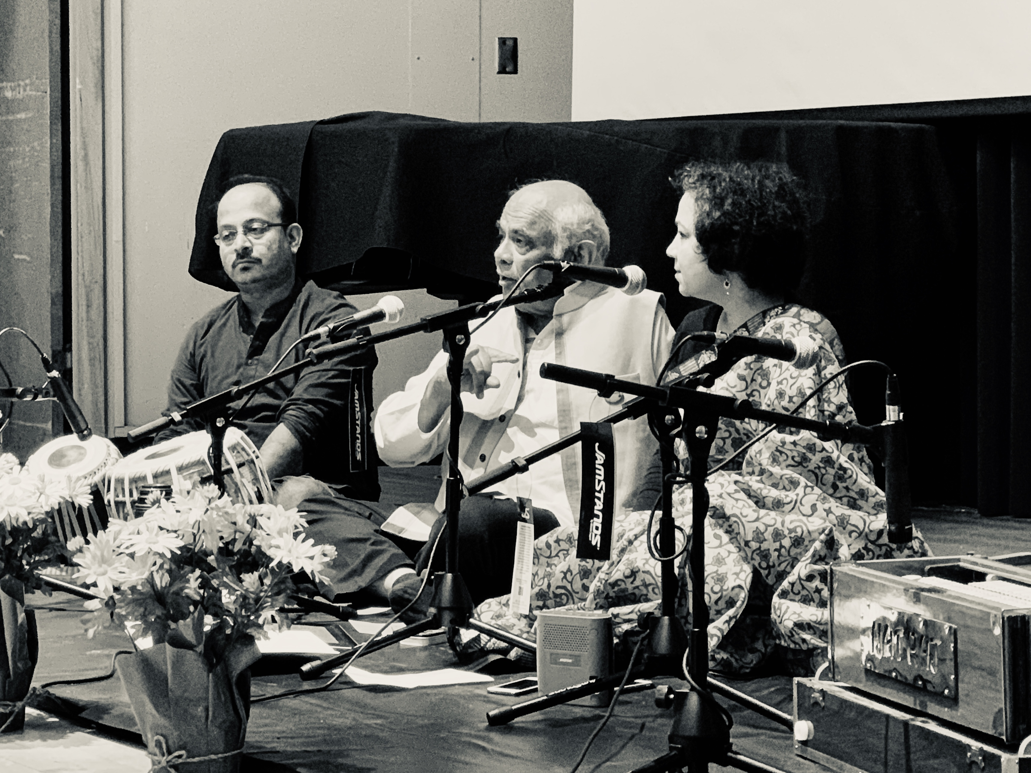 Anatomy of a Hindustani Music Concert