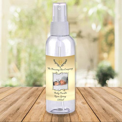 Baby Powder - Room Spray 120ml