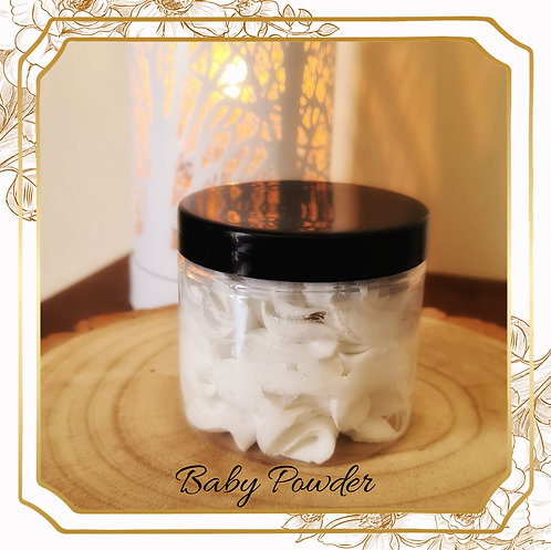 Baby Powder - Whipped Shower Fluff