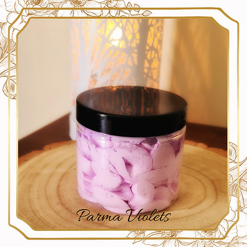 Parma Violets - Whipped Shower Fluff
