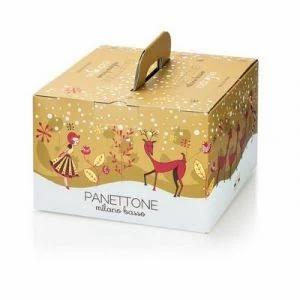 Panettone Milanais boîte cadeau 1kg