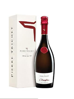 Champagne L'Exception Brut 1er cru 2014 Pierre Trichet