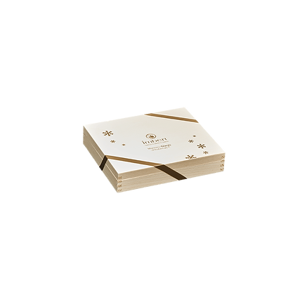 Marrons glacés d'Aubenas® Imbert • Coffret bois de 24 marrons glacés