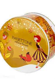 Panettone Traditionnel Boîte à offrir 1kg