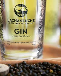 Gin Distillerie Lachanenche