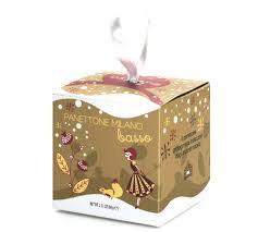 Panettone Milanais boîte cadeau mini 80g