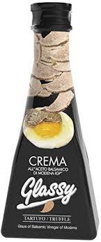 Crème de vinaigre balsamique aromatisée à la truffe