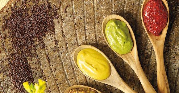 Moutarde aux truffes de Bourgogne Edmond Fallot 10cl