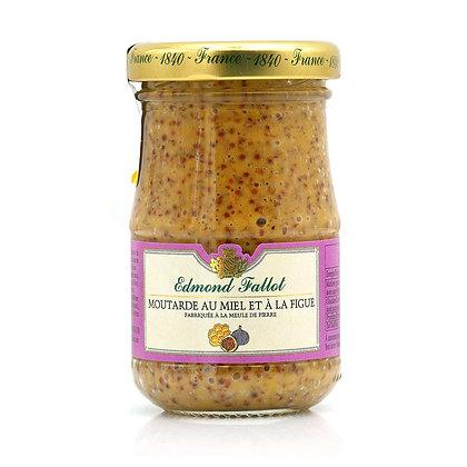 Moutarde miel et figue 10cl