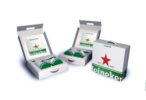 Heineken action pack