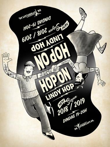 Lindy Hop ad
