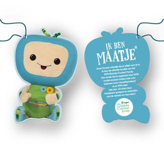 Design furry toy Maatje