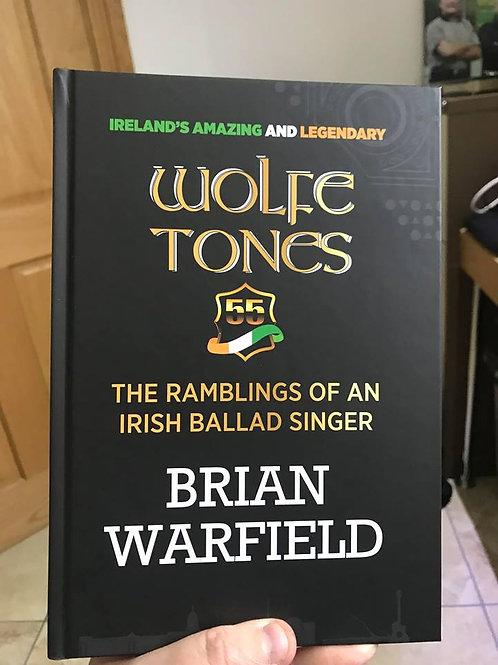 Book Wolfetones 55 The Ramblings of an Irish Ballad Singer