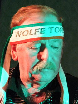 Brian Warfield of the Wolfetones