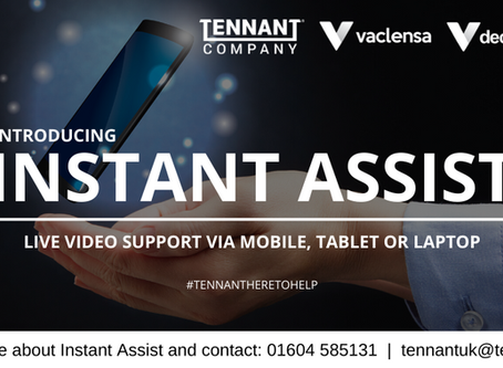 Launch of 'Instant Assist' live-video service tool