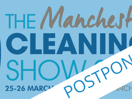 Manchester Cleaning Show 2020 to be postponed