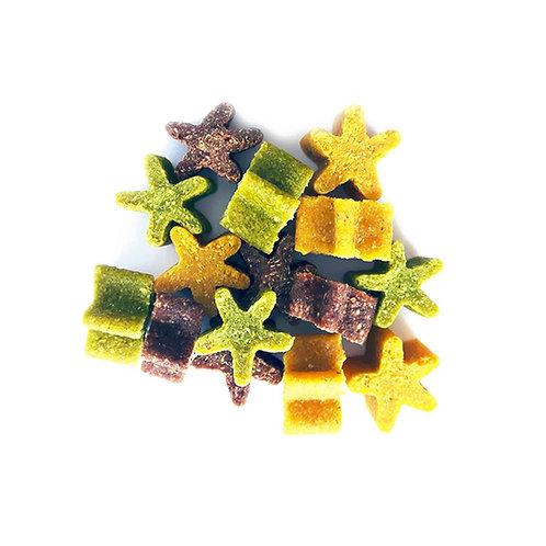 Greenheart chien friandises mélange Étoiles