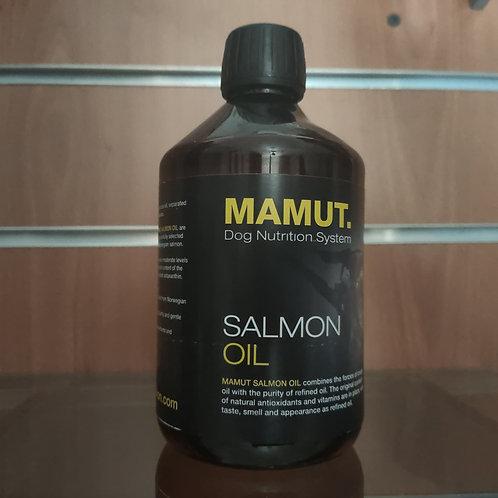 huile de saumon mamut