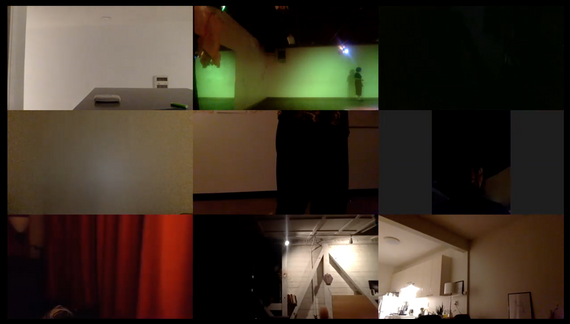 Video documentation still image of October 2020 Majles session