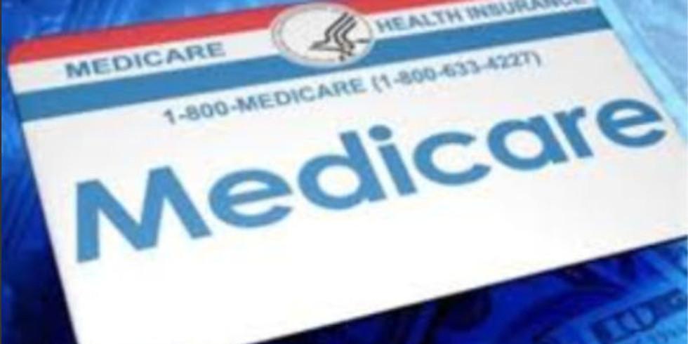 Chinese Medicare 101 Zoom Webinar