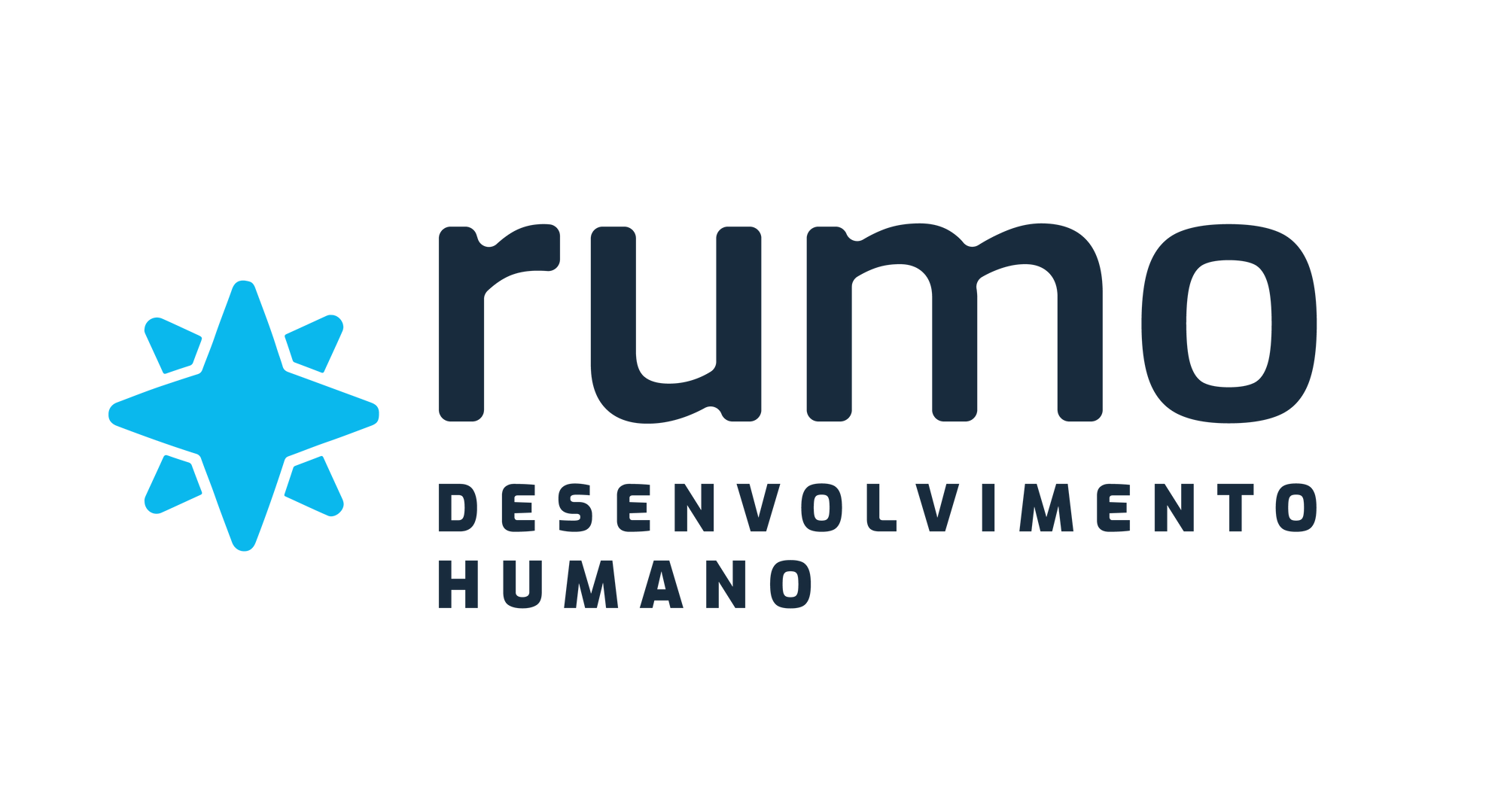Logo Rumo fundo transparente - horizonta