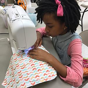Girls Rock! Sewing