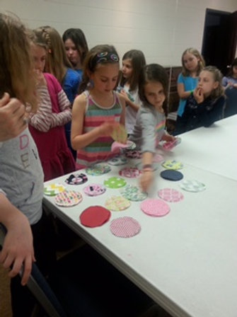 Kids Sewing Session ages 8-14