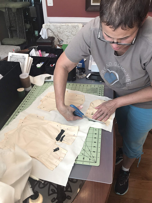 Adult Advance Sewing Session