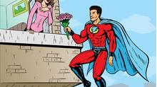 Hero Worship?