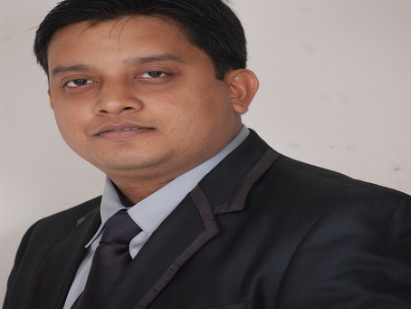 Interview of Mr.Amit Agrawal Founder of Entit Consultancy Services Pvt. Ltd