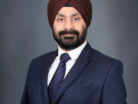 Interview of Mr. Vikramjit Singh Sahaye Founder & CEO of TalenTECH Solutions Private Limited