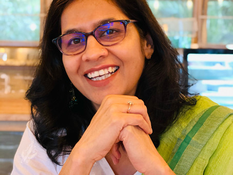 Priya Singh Dubey Emerging Woman Entrepreneur of the Year Award 2021