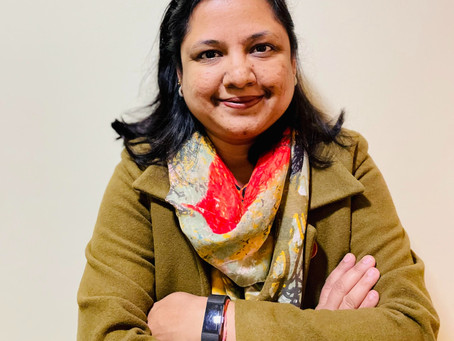 Chandrika Jaini Vedam, Founder at excalibEr Solutions