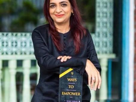 Gemini Dhar Emerging Woman Entrepreneur of the Year Award 2021