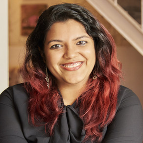Sharon Lobo, Founder at Quirky Writers Media