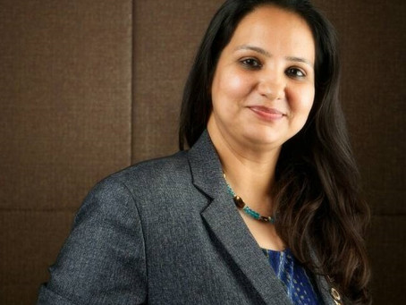 A woman entrepreneur committed to providing high quality education