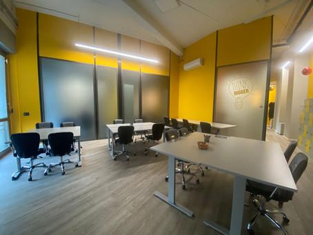 Open space a Torino: luogo per riunioni e corsi!