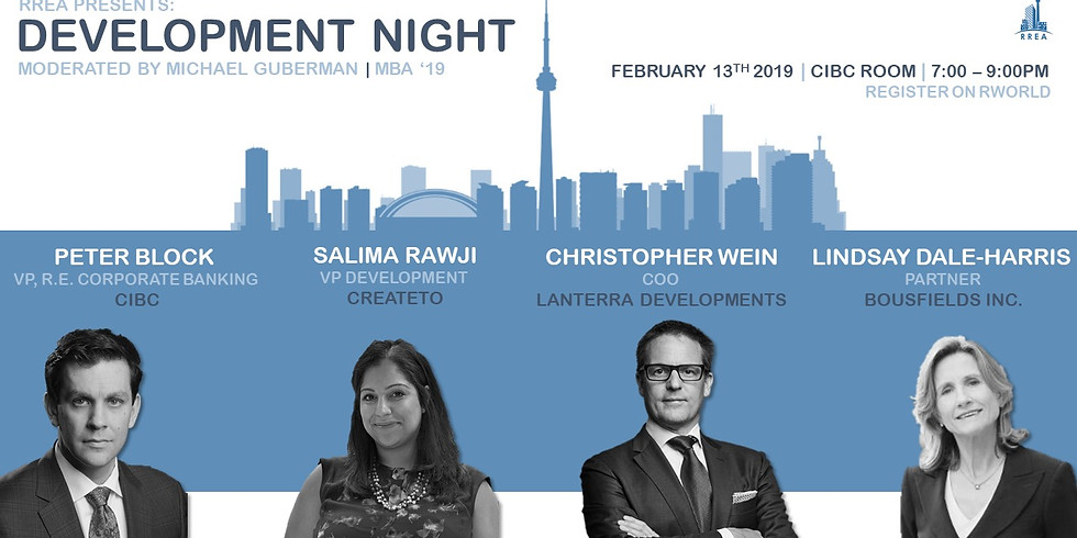 RREA Development Night