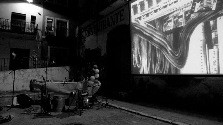 Georges Melies mudo? Mirko Mescia, Festival Surpas, Port Bou
