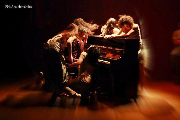 Sonetod Shakespeare, dirección Ana Yovino, música Mirko Mescia