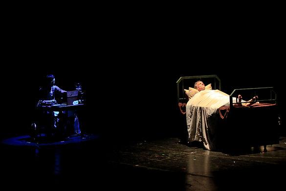 El vuelo del condor | Mirko Mescia Teatrofonia