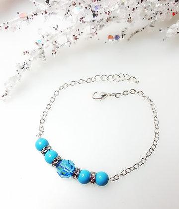 Ice Turquoise Bracelet