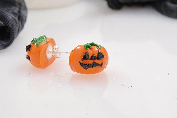 Jack O' lantern Earrings JOLP90216