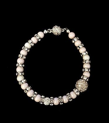 RG Dazzling Pink Pastel Glamour Bracelet