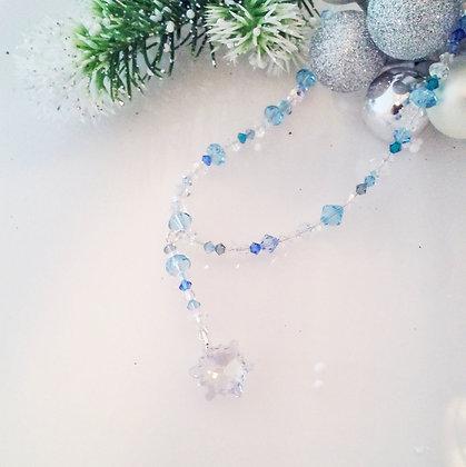 Swarovski Edelweiss Winter Necklace SEC001
