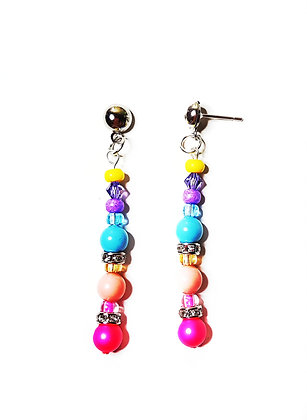 Hot Candy Lux earrings