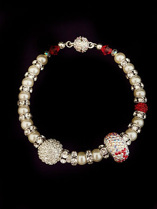 """ROCK GLAMOUR COLLECTION- """"MOM"""" is my Rock Bracelet"""