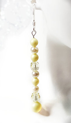 PASTEL DREAMS Sunshine of my heart Earrings
