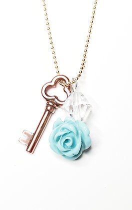 Key To The Garden Necklace